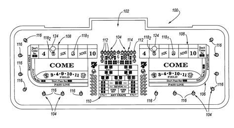 patent us7100919 craps improvement patents