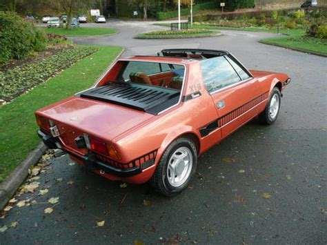 for sale fiat x19 1300 serie speciale 24000 1977