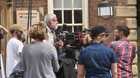 lincoln today director mike leigh filming peterloo in lincoln today