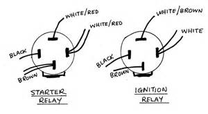 relay next to starter relay mg mgb technical mg cars info