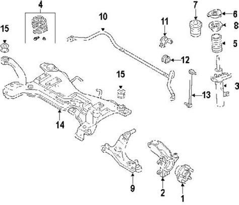 volvo factory parts buy volvo 31277597 genuine oem factory original strut