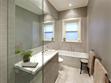 small main bathroom ideas modern bathroom design with recessed bath using frameless