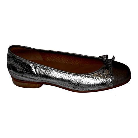 gabor dust snake leather type shoe 25 102 81