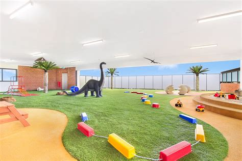 Childcare At Centre Centre by Commercial Gallery Captivate Landscape Design