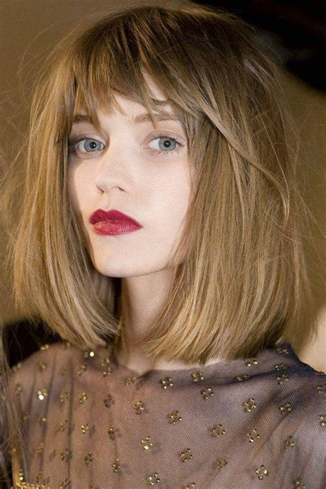 best 25 shoulder length bobs ideas on medium length bobs medium bob and