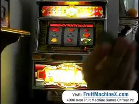 House Of Slot Machines Cheats by How To Win At Slot Machines How To Fruit Machines