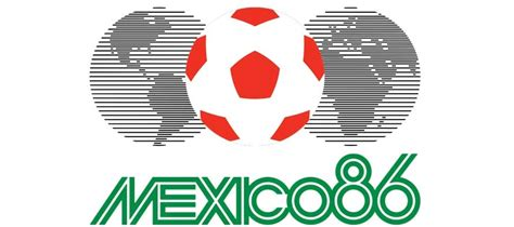 World Cup 1986 - Mexico Stadiums | Football Tripper Fifa World Cup 1986 Logo