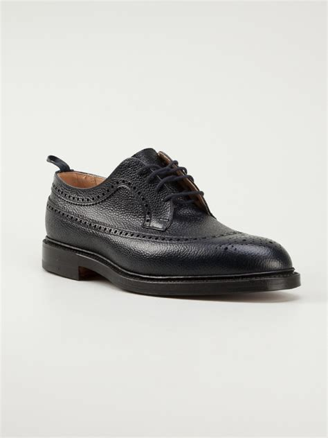 brothers shoes black fleece by brothers blucher shoe in blue for