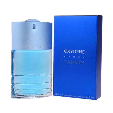 Harga Parfum Homme jual lanvin oxygene pour homme edt parfum pria 100 ml