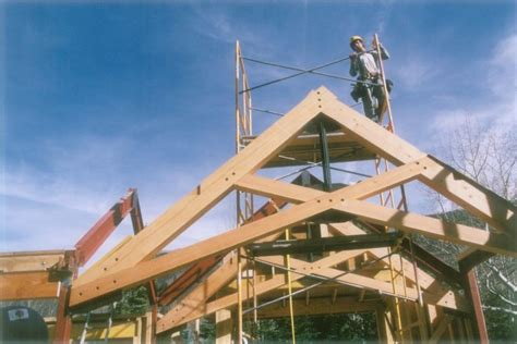 Contemporary Homes Designs by Heavy Timber Trusses 171 Swiftsure Timberworks