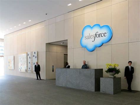 Salesforce Offices by Salesforce Will Live Update Its Diversity Metrics In