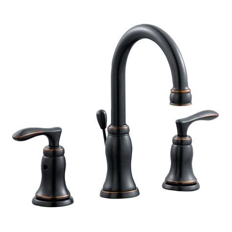bronze faucets bathroom design house 8 in widespread 2 handle bathroom faucet in rubbed bronze 525816 the