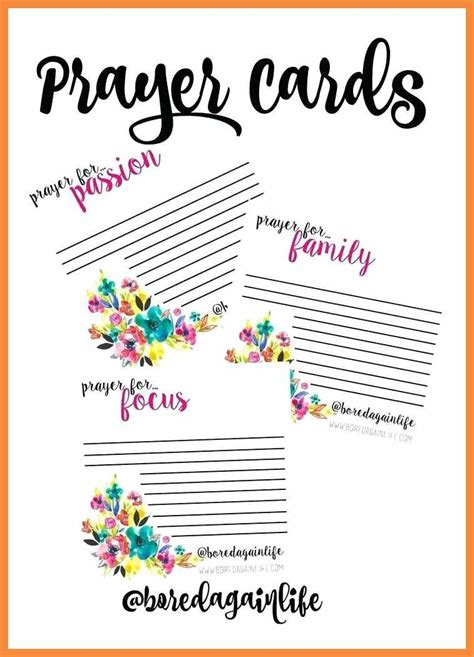 Prayer Request Cards 4x4 Template by 2 3 Prayer Card Template Bioexles