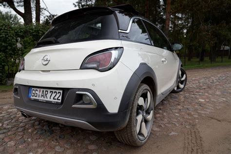 opel adam rocks 2015 opel adam rocks vorstellung testdrive review