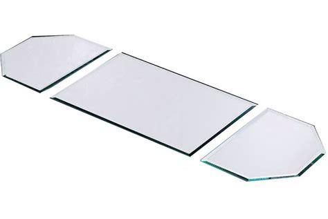 beveled mirror table runner 5mm beveled heavy and rectangle decorativetable runner