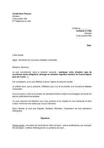 Modele De Lettre De Motivation Universelle lettre de motivation suisse