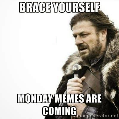 Monday Meme Madness   My No Guilt Life   My No Guilt Life