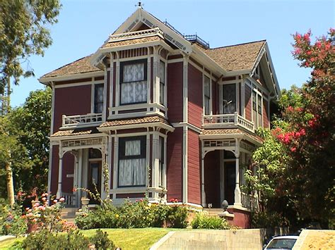 where is the charmed house the charmed house