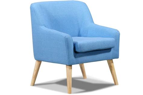 blue bedroom chair tixal blue fabric occasional bedroom accent chair crazy