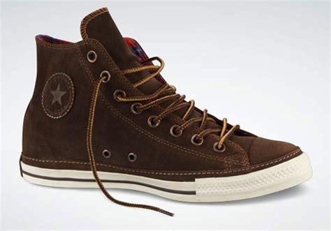 Converse All Brown Series converse premium suede series highsnobiety