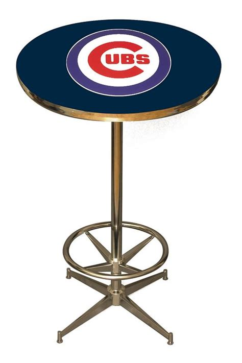 chicago cubs table chicago cubs pub table chicago cubs pub table