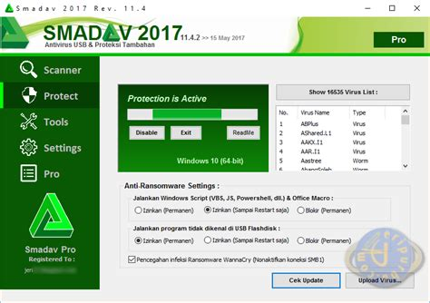 Antivirus Kaspersky Terbaru cara mengatasi virus komputer malware ransomware wannacry