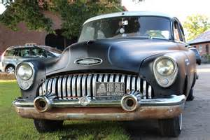 Buick Special 8 1953 Buick Special 8 Rat Rod Us Army