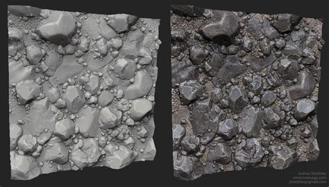tutorial zbrush rock zbrush rock studies z brush pinterest zbrush rock