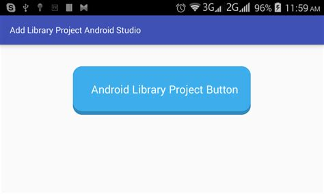 android studio add library how to add a library project to android studio viral android tutorials exles ux ui design