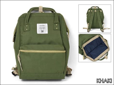 Anello Bagpacksmall stock clearance anello japan 2016 new polyester canvas