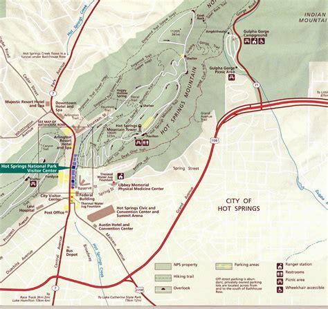 map usa springs springs national park usa park 5 59 cityroom