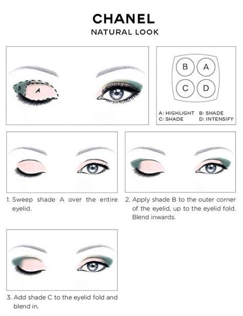 tutorial eyeliner chanel 25 best ideas about chanel eyeshadow on pinterest