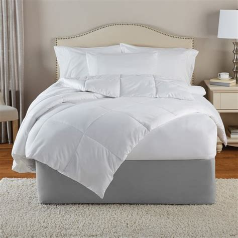 mainstays comforter mainstays down alternative comforter walmart com