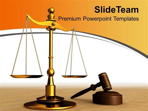 ppt themes law 0313 justice found in law court business powerpoint