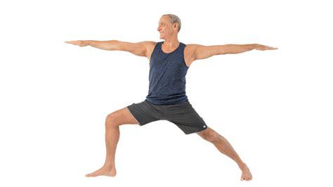yoga warrior warrior ii pose virabhadrasana ii yoga journal