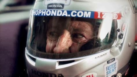 Shophonda Com Sweepstakes - honda fastest seat in sports sweepstakes tv commercial featuring mario andretti ispot tv