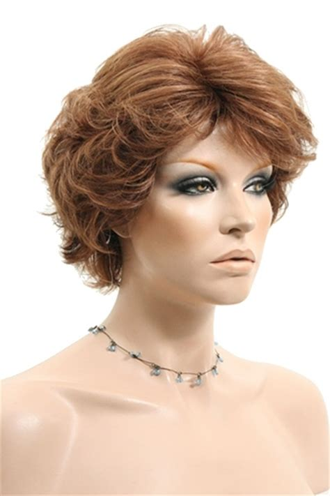 flip out gorgeous layered auburn style with side flip back 31 best images about synthetic wigs on pinterest dark
