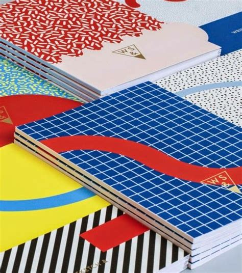 memphis pattern notebook 85 best memphis group design images on pinterest dior
