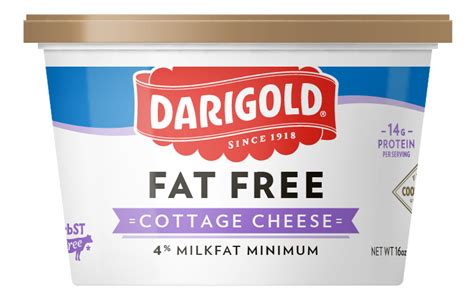 nonfat cottage cheese darigold free cottage cheese nutrition facts
