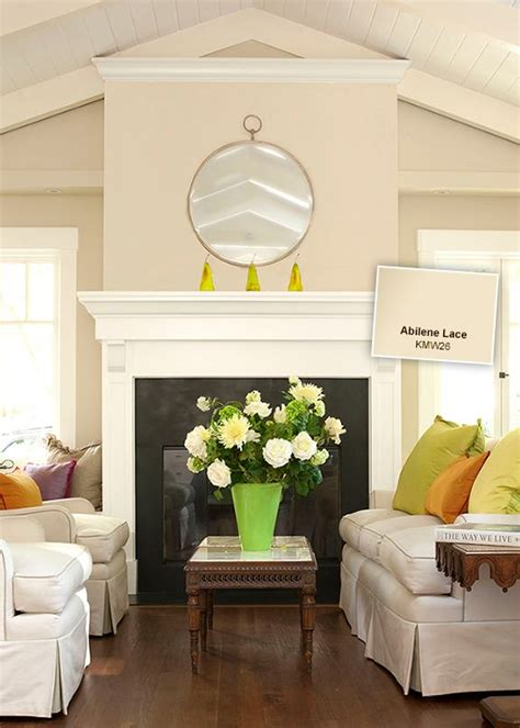 a pleasing neutral color that highlights and gently warms