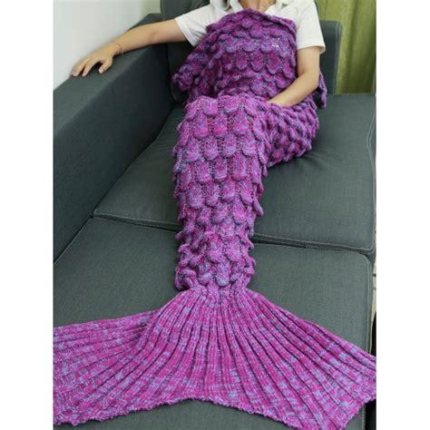 knitting pattern mermaid tail blanket knitting fish scales design mermaid tail style blanket in