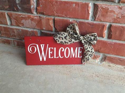 hanging  sign door hanger  sign