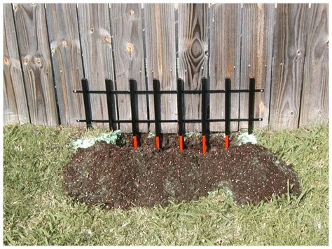 digging fence solutions 20 amazing gallery of digging fence solutions 34904 fence ideas