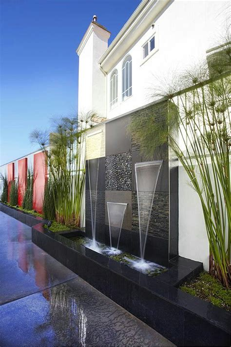 modern water feature best 25 modern fountain ideas on pinterest modern water