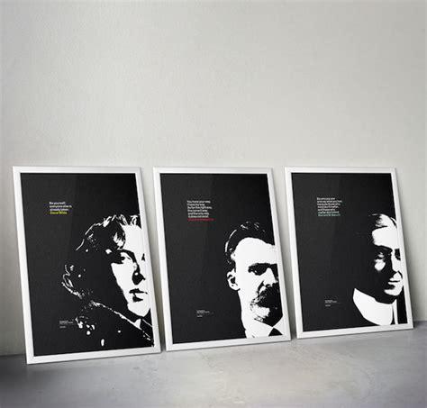 Poster Minimalist Albert Einstein 40x60cm 1 minimalist posters of inspiring quotes from albert einstein other great minds designtaxi