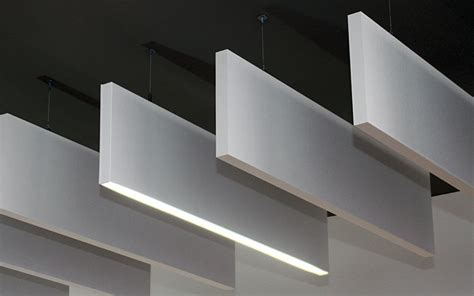 Ceiling Baffles by Baffles Pro Acoustic Designs Acoustical Engineers Canada