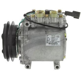 mn360133 a con air con conditioner compressor mitsubishi fuso canter msc90t truck parts and