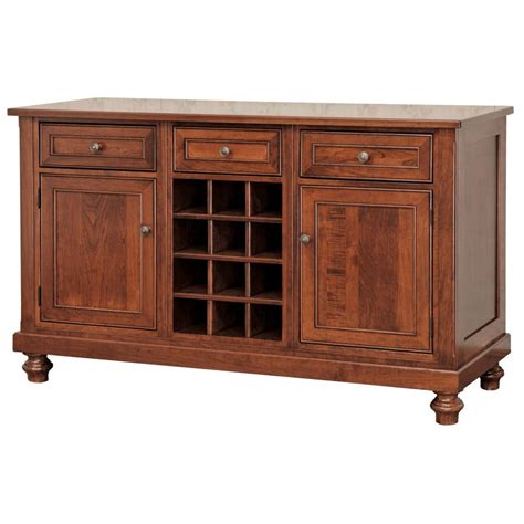 buffet collection oceanside dining collection buffet amish crafted furniture
