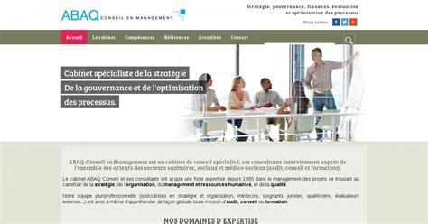 Cabinets De Conseil En Stratégie by Abaq Conseil En Management Sp 233 Cialiste Des Secteurs