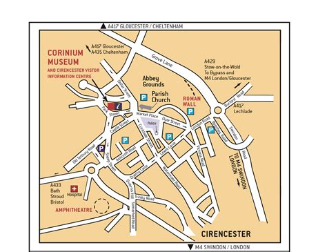 How To Find In Us How To Find Us Corinium Museum